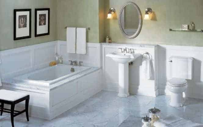 Average Bathroom Remodeling Costs