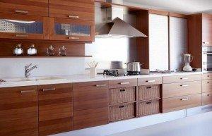 Single Kitchen Cabinet Layout