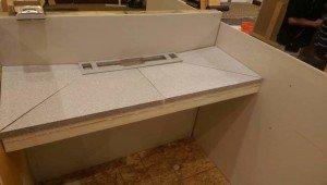 Tile Sink