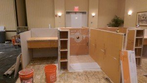 Shower Construction