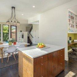 Kitchen Remodeling costs, Mid-Century Modern Kitchen Design