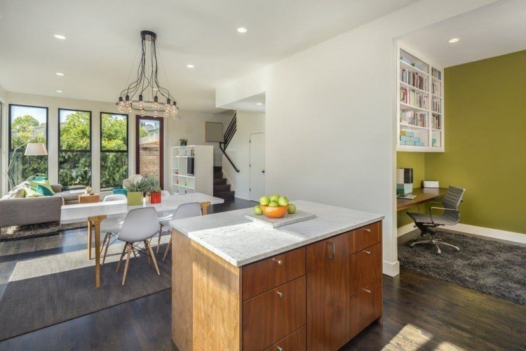 Kitchen Remodeling costs, Mid-Century Modern Kitchen Design