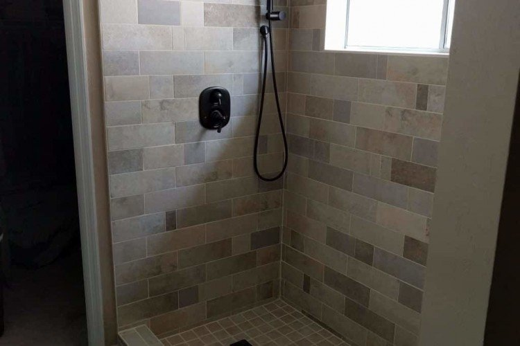 Walk In shower tallahassee