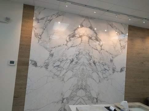 The Biggest Porcelain Tile | McManus Kitchen and Bath