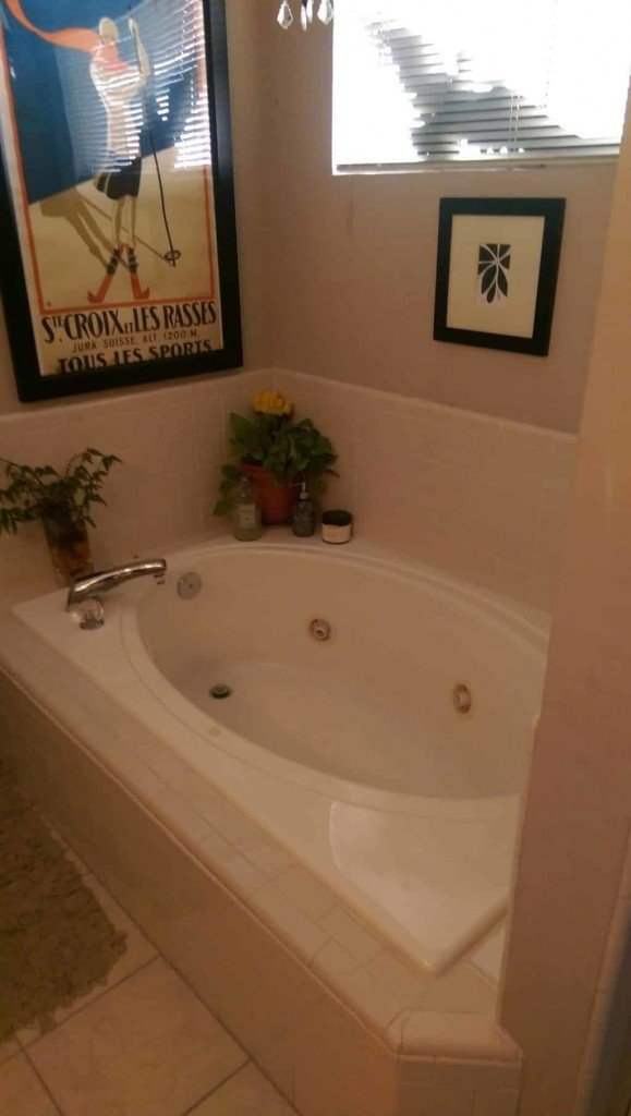 Master Bathroom Remodel Remove Tub