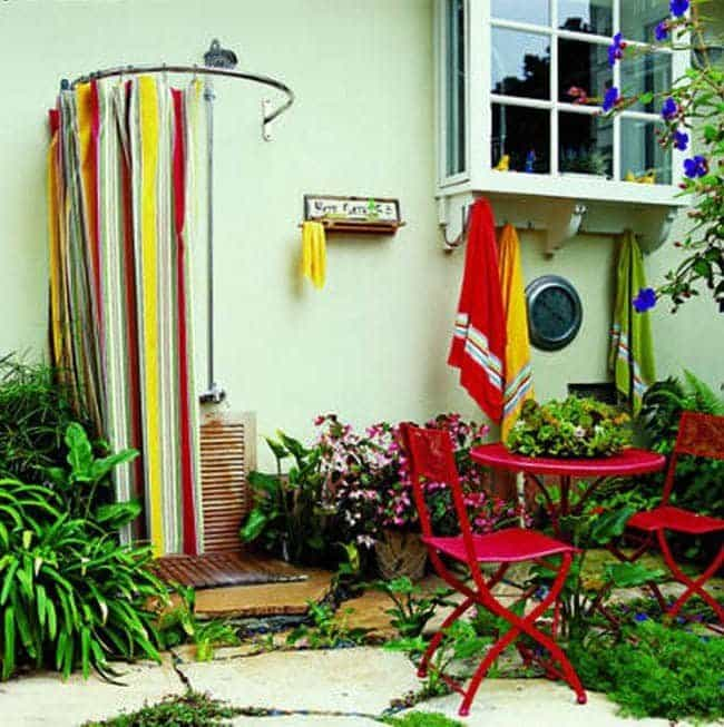 7 Unique Ideas For An Outdoor Shower In Tallahassee