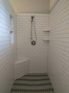 Southwood bathroom remodel