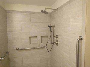 Rain Shower head, handheld shower