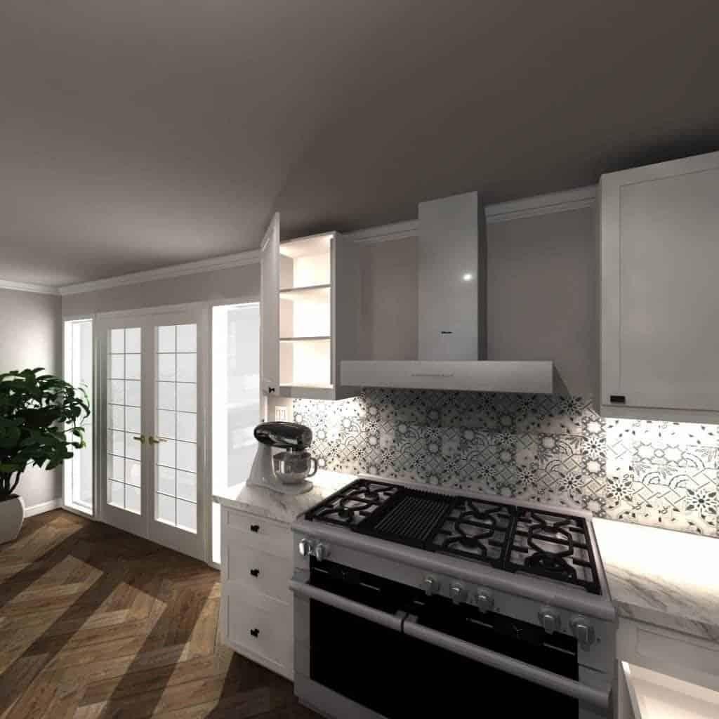Kitchen and Bath Virtual Reality Designs