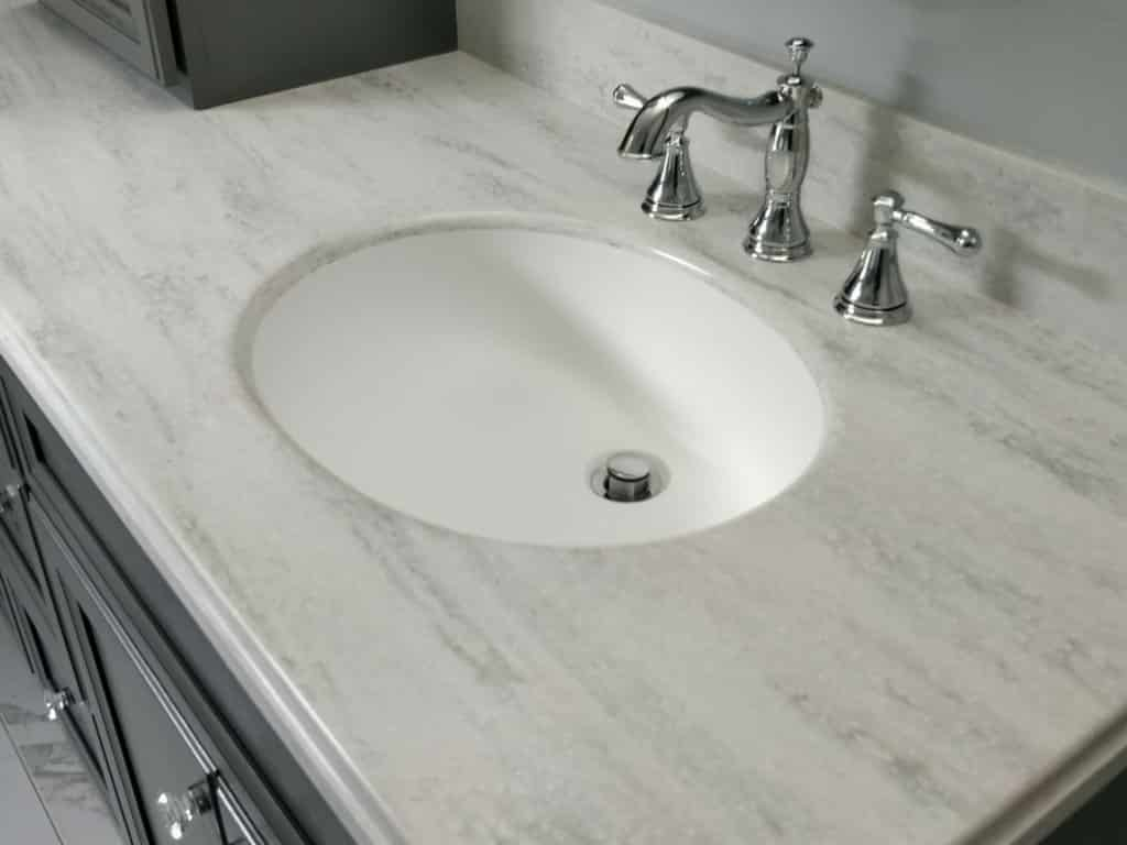 Our Guide to Choosing the Best Bathroom Counter-tops