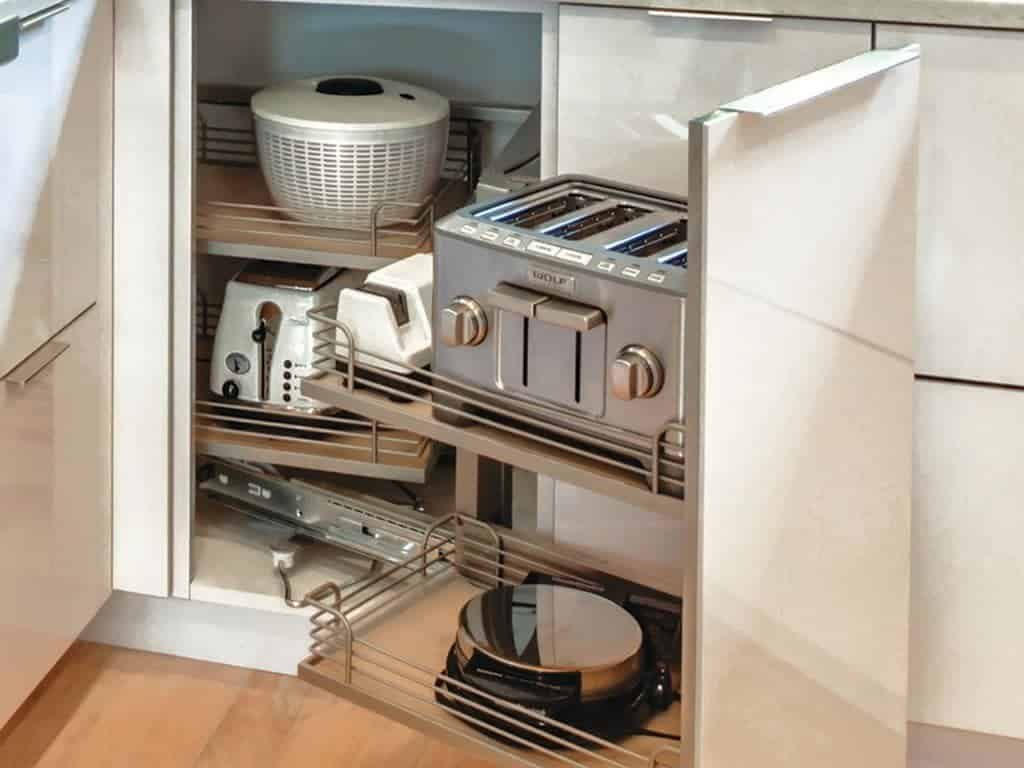 Clever Kitchen Storage Solutions for Your Home