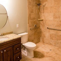 install a barrier free shower in tallahassee fl