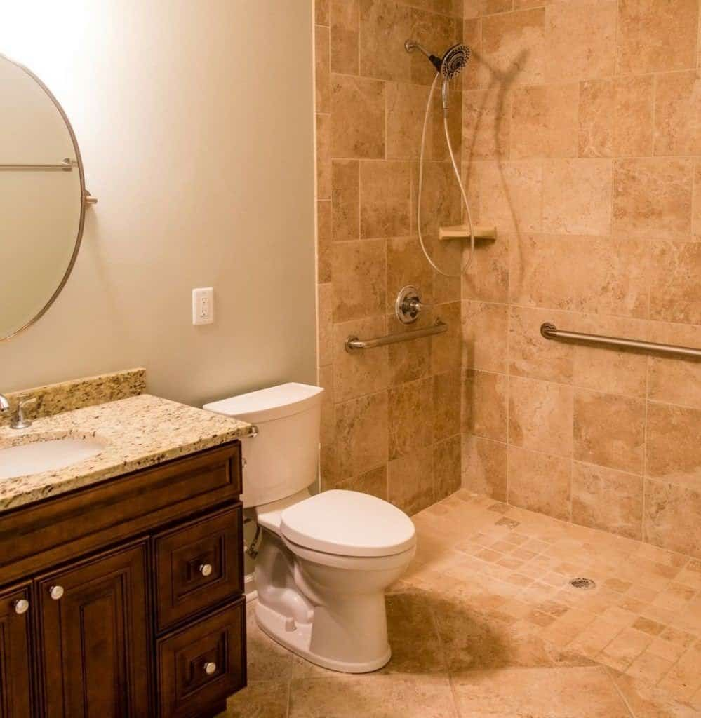 Bathroom design ideas to inspire your next remodel for Bath remodel tallahassee