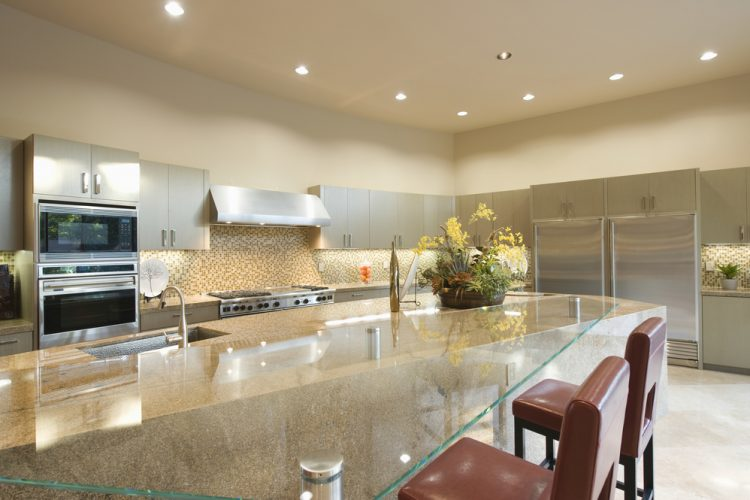 recessed lighting in the kitchen tallahassee fl