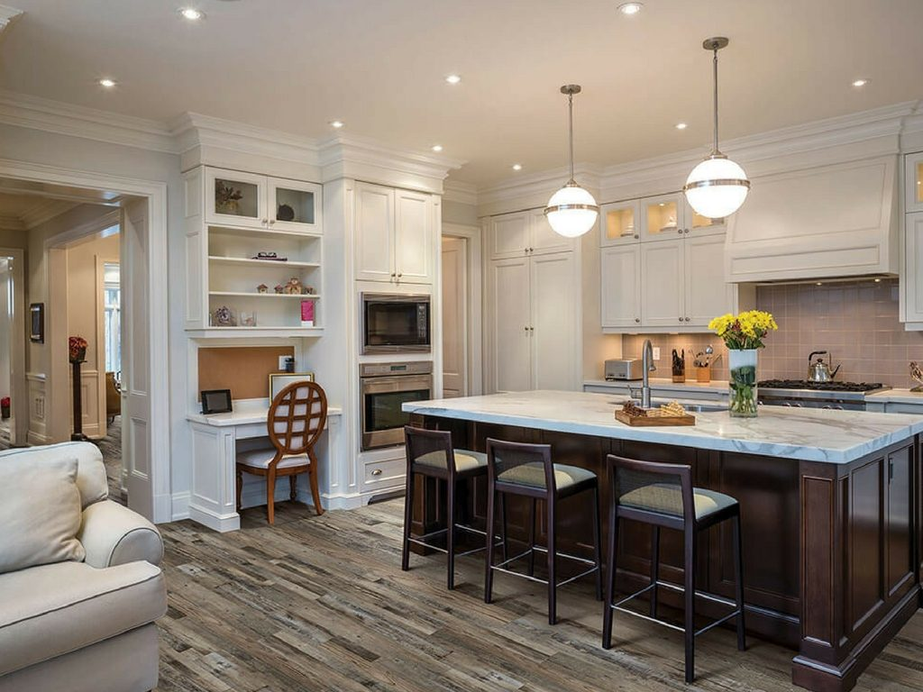Are Wood Floors In The Kitchen A Good Choice In
