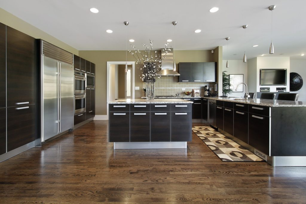 Are Wood Floors in your Kitchen a Good Choice?