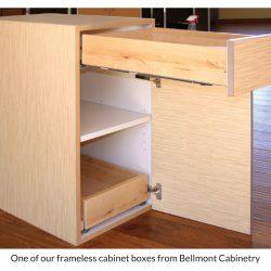 framed vs frameless cabinets tallahassee fl