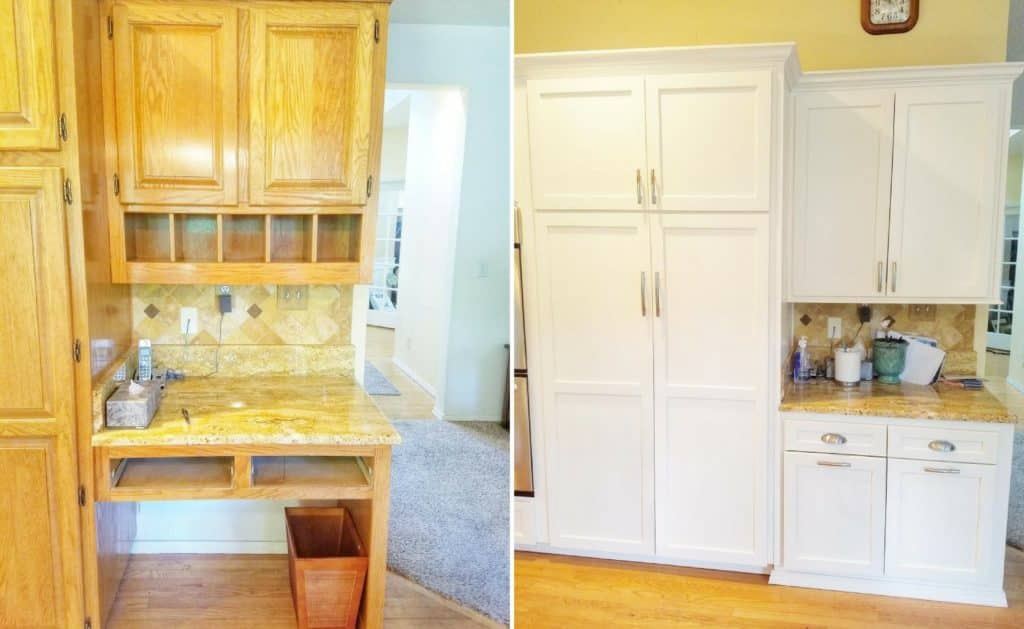 Kitchen Cabinet Refacing Tallahassee   McManus Kitchen and ...