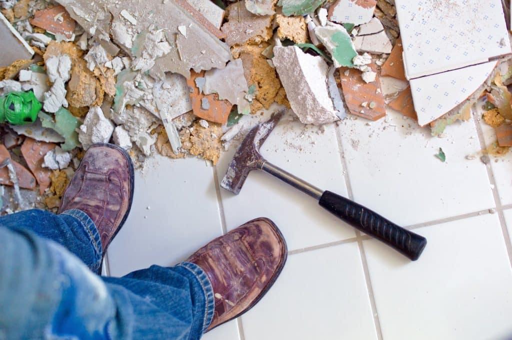 The Emotional Roller Coaster Of Remodeling