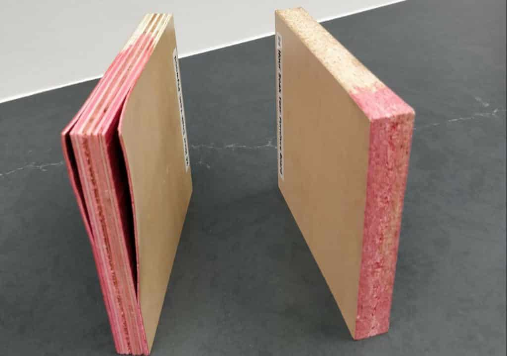 Pros and cons of particle board vs plywood for your
