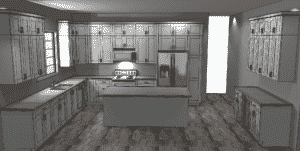 Kitchen remodeling costs in Tallahassee