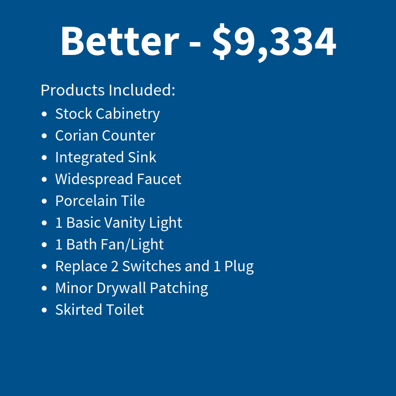 Bathroom Remodeling Costs - Better