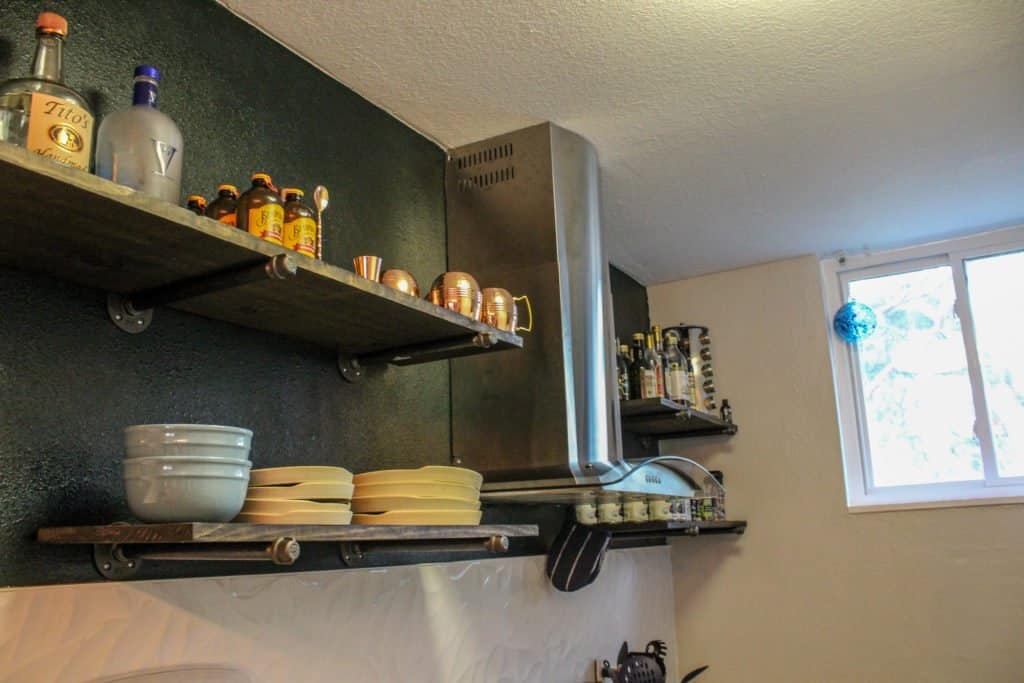 Condo kitchen update