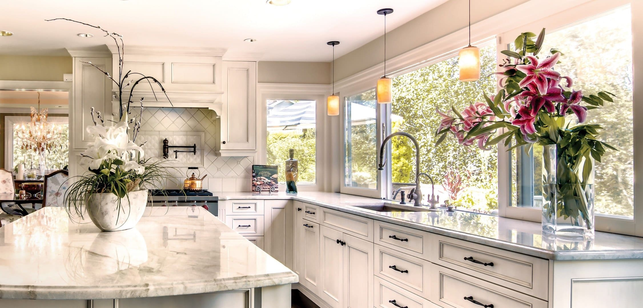 Kitchen Remodeling Inspiration for Your Next Project