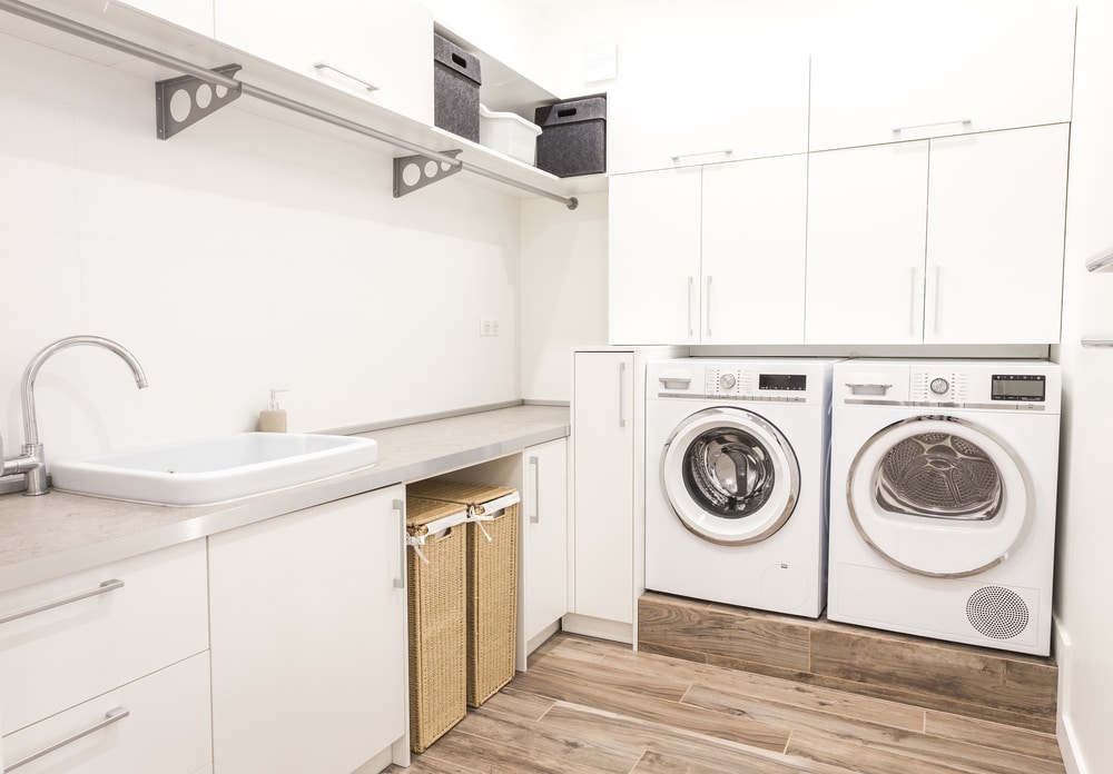 The Best Laundry Room Designs for Busy Homeonwers