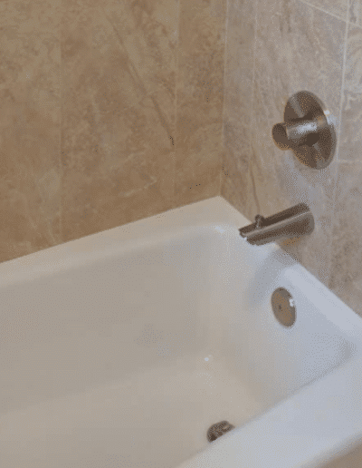 A Modern Jack and Jill Bathroom Remodel in Tallahassee