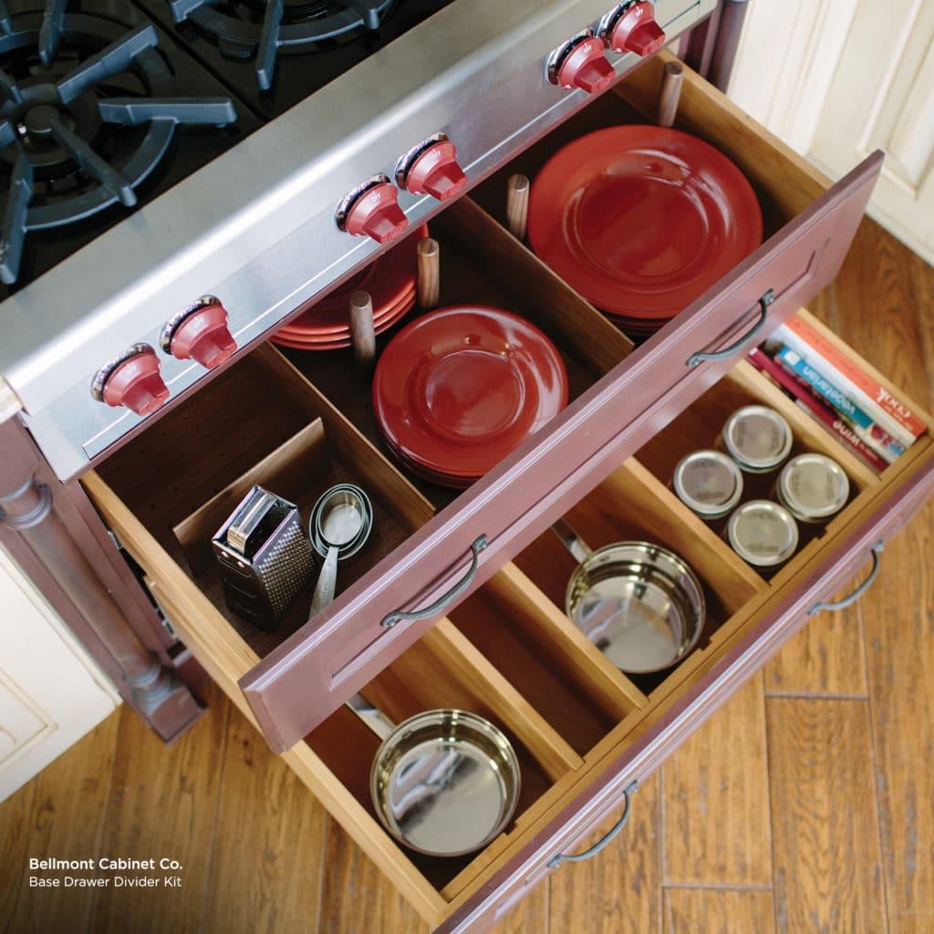 kitchen design ideas organizers