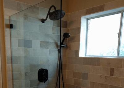 Walk In Shower – $28,000