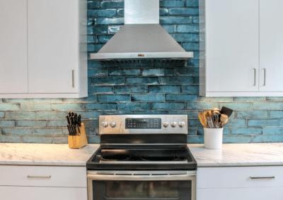 Wonderful Backsplash Choice in Killearn Kitchen Remodel – $46,500