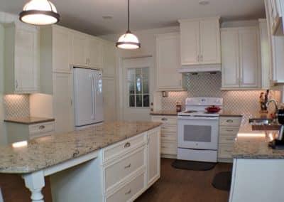 Adding an Island To An Older Kitchen in Harriman Park – $62,963.25