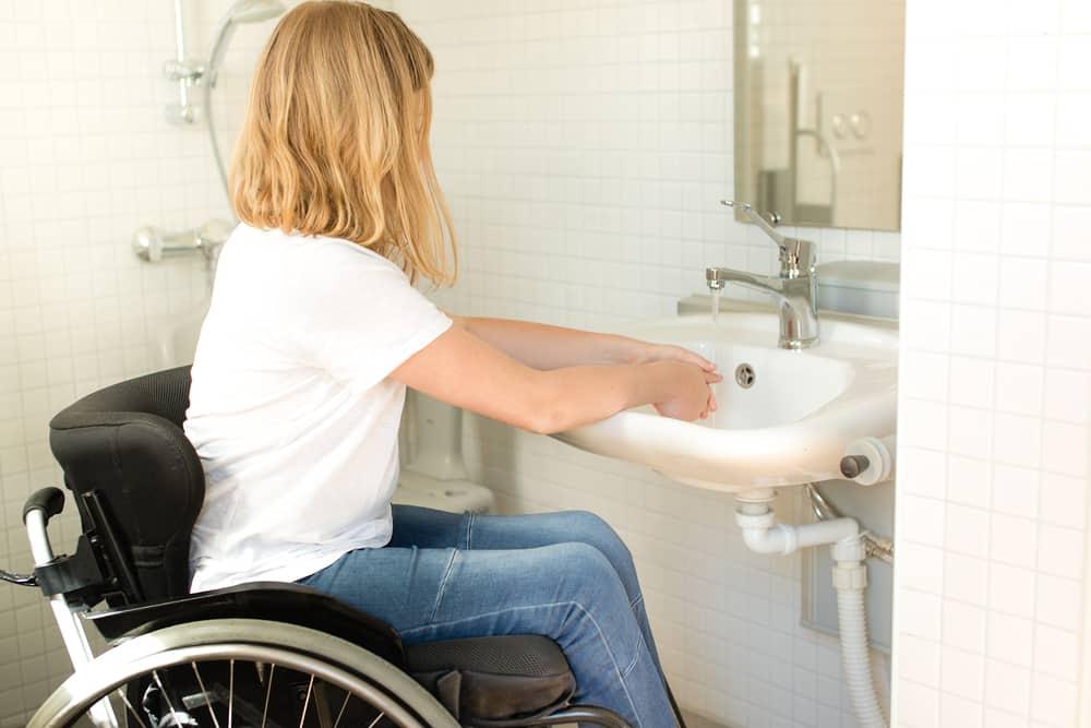 Wheelchair-ready-home